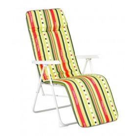 Tumbona silla de Playa multicolor