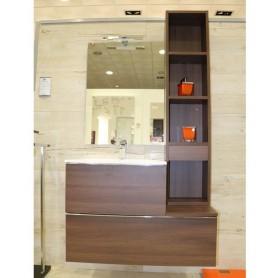 Conjunto Mueble de Baño Madeiro Suspendido