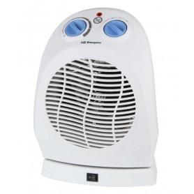 Calefactor Oscilante Móvil 2000W Orbegozo FH-5011